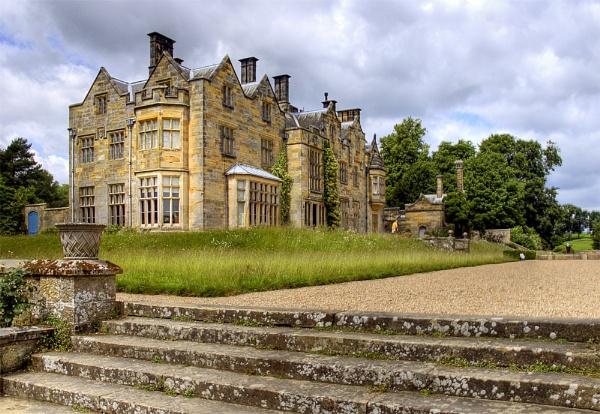 Scotney Mansion by Sezz