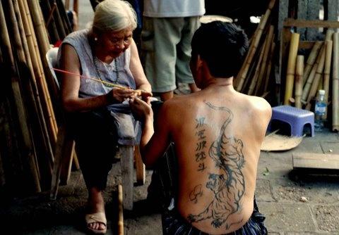 Tattoo by khanhnguyen