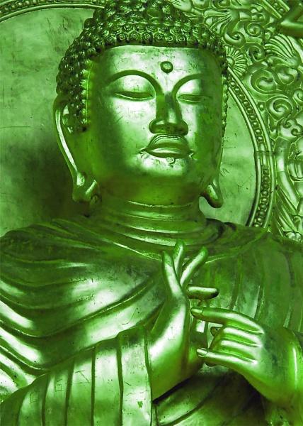 london buddha by arpix