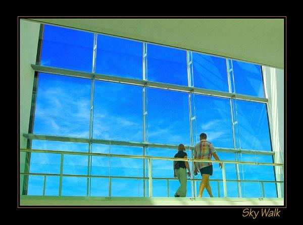 Sky Walk by Rune_andersen