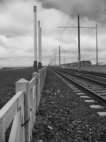 Blackpool Tram Lines by chensuriashi