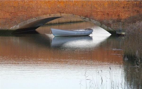 Under the bridge by Philipo