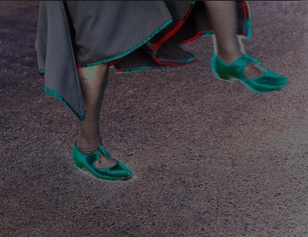 Hard Shoe Dancer 2 by woolybill1