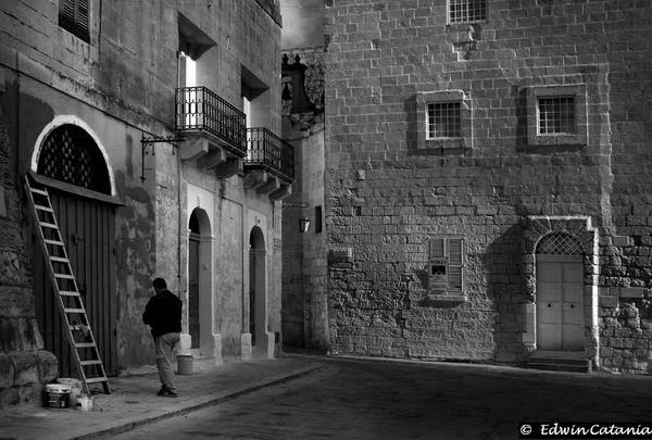 Maintenance Mdina Malta by edcat