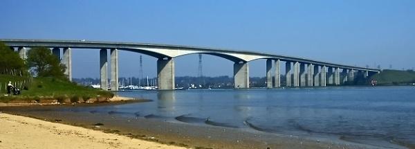 Oh Well Bridge by looboss