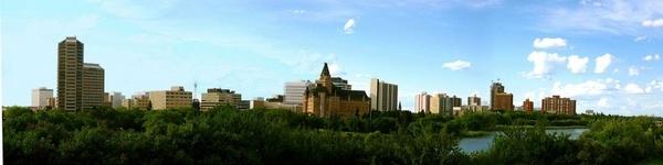 Saskatoon, Saskatchewan by Simplesculler