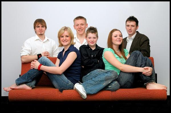Cousins by BertieP
