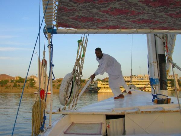 Felucca Yachtsman III by RosaB
