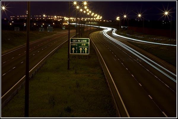 A19 vs Traffic by PhilMarron