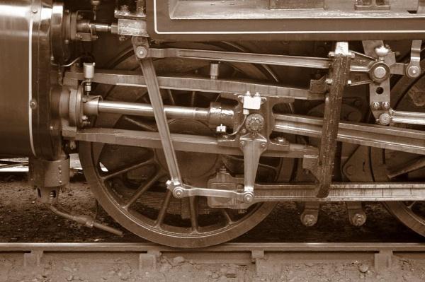 Steam & Steel by clur