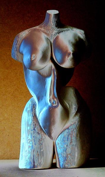 Abstract Torso II by theeyesoftheblind