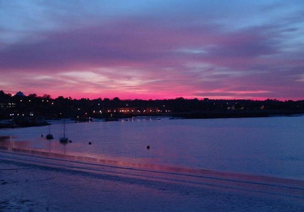 Riverside View by purpleart79