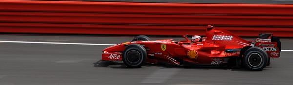 Ferrari at Silverstone by jage