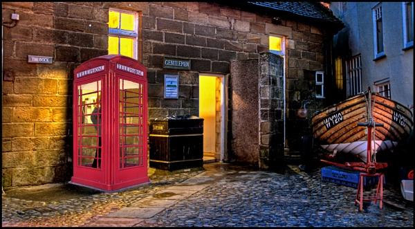 The Call Centre by stevenb