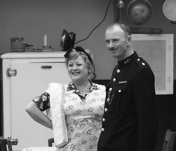 Mr And Mrs Plod by captainpenguin