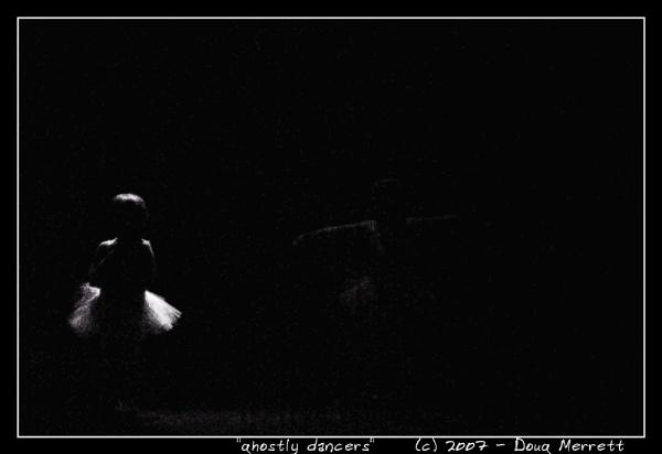 ghostly dancers by sputnki