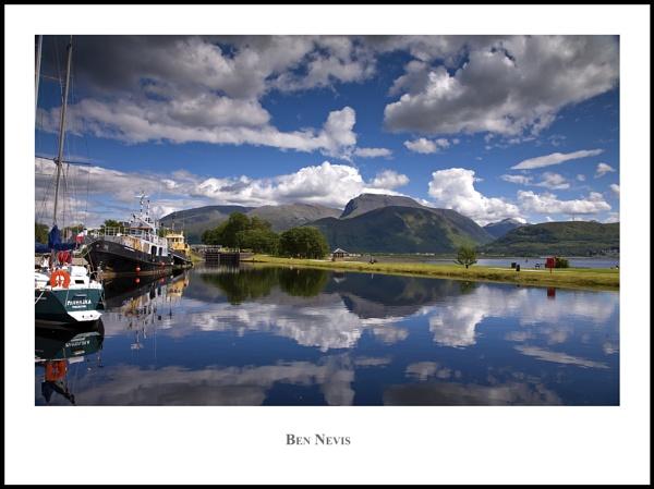 Ben Nevis... by Scottishlandscapes