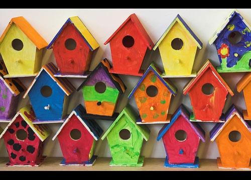 Bird House by Trev_p