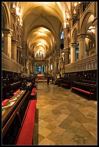 Canterbury Cathedral by ghibby