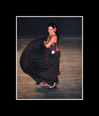 Spanish Dancer II by CAVALLO