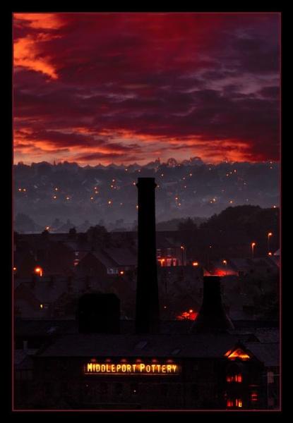 Satanic mills. by 90125
