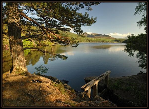 Loch Farr by u47sb2