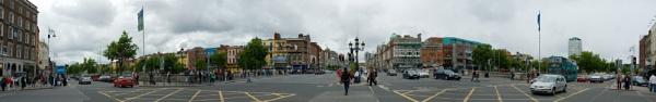 Dublin Panorama by Ganto