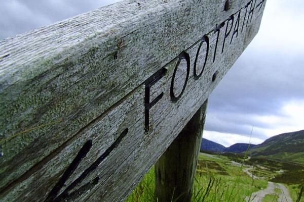Footpath by NatalieCHurrell