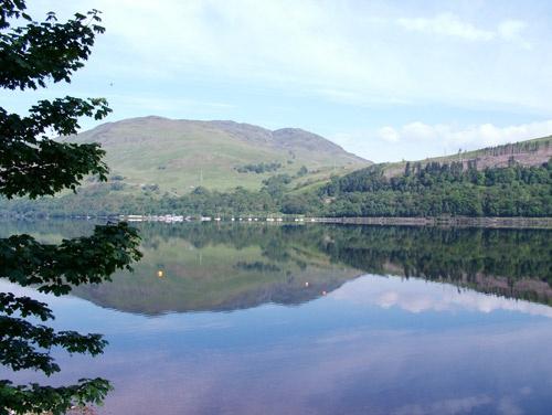 Loch Earn by bpjohn