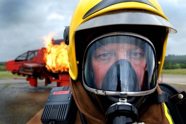 Fire Fighter by chrishalton