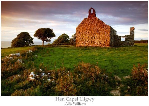 Din Lligwy by Alfoto