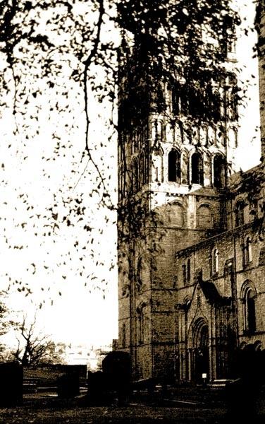 Durham Cathedral by graeme34