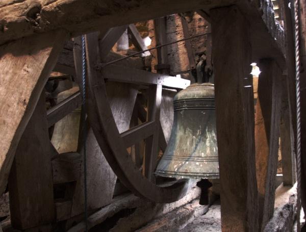 Bow (Brickhill) Bells by TonyLD