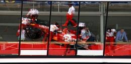Ferrari Reflections