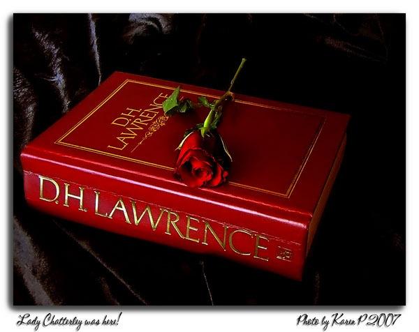 Lady Chatterley by mandarinkay