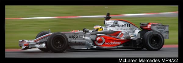 McLaren by jage