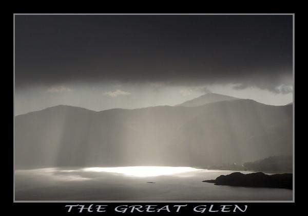 The Great Glen by amwaluk