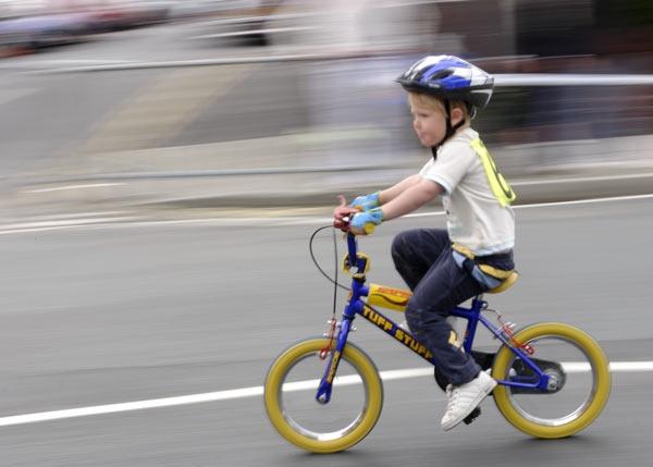 Junior Racer by blueninjasix