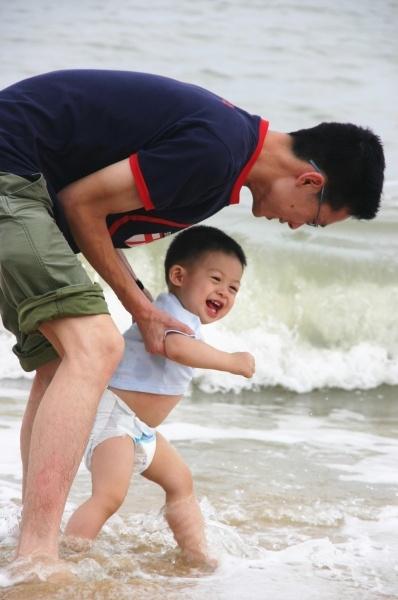 A Child\'s Excitement by sze4j