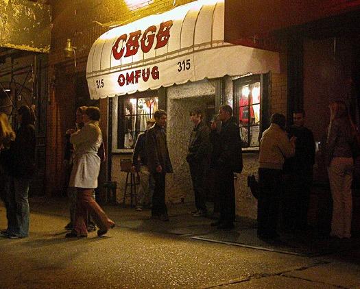 CBGB by carmenfuchs