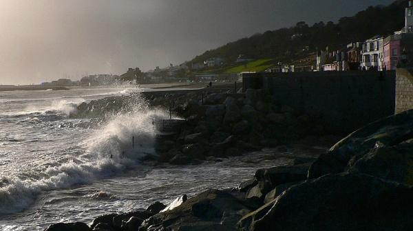 Lyme Regis 1 by Dinda