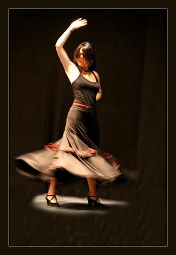 Spanish Dancer III by CAVALLO