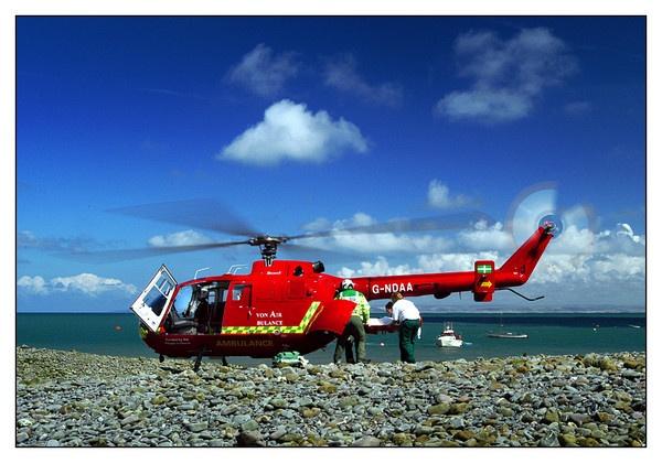 Devon Air Ambulance by DiegoDesigns