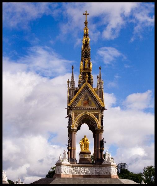 Albert Memorial by g_parry