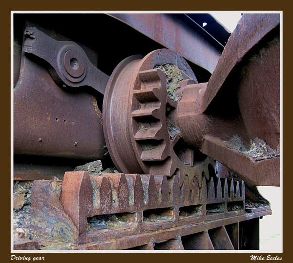 Driving gear by oldgreyheron