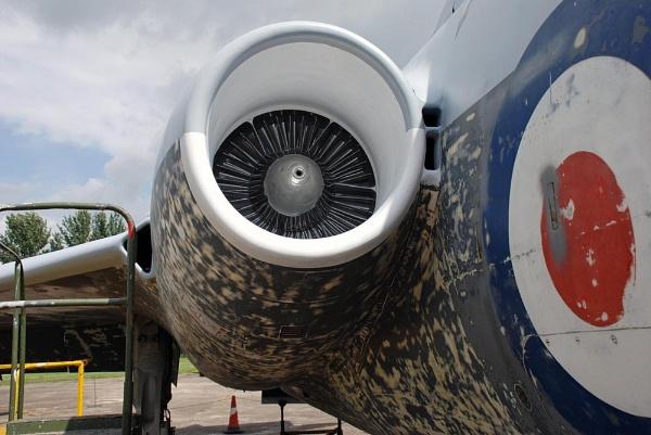 Bristol Siddeley Gyron Engine, Buccaneer XN964 by spikemoz