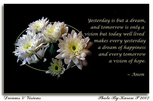 Dreams & Visions by mandarinkay