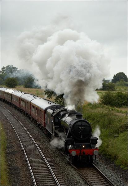 Full Steam Ahead by dtomo68