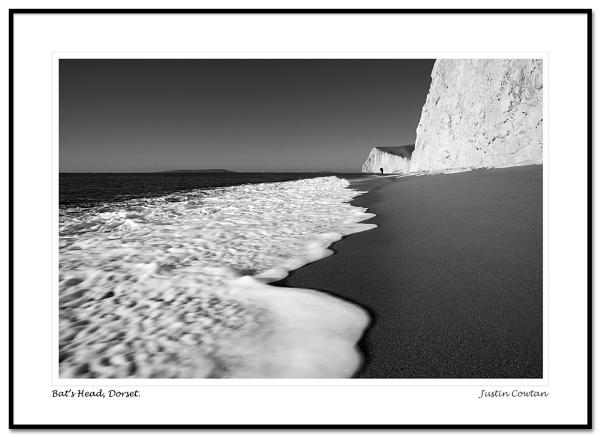 Bat\'s Head, Dorset. by justin c