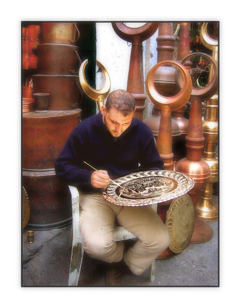 The tinsmith by farfett2001